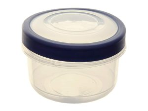 0.3Ltr Round Seal Tight Plastic Food Storage Box