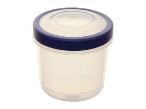 1.2Ltr Round Seal Tight Plastic Food Storage Box