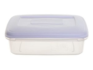 1.5Ltr Rectangular Plastic Food Storage Container