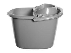 14Ltr Plastic Mop Bucket