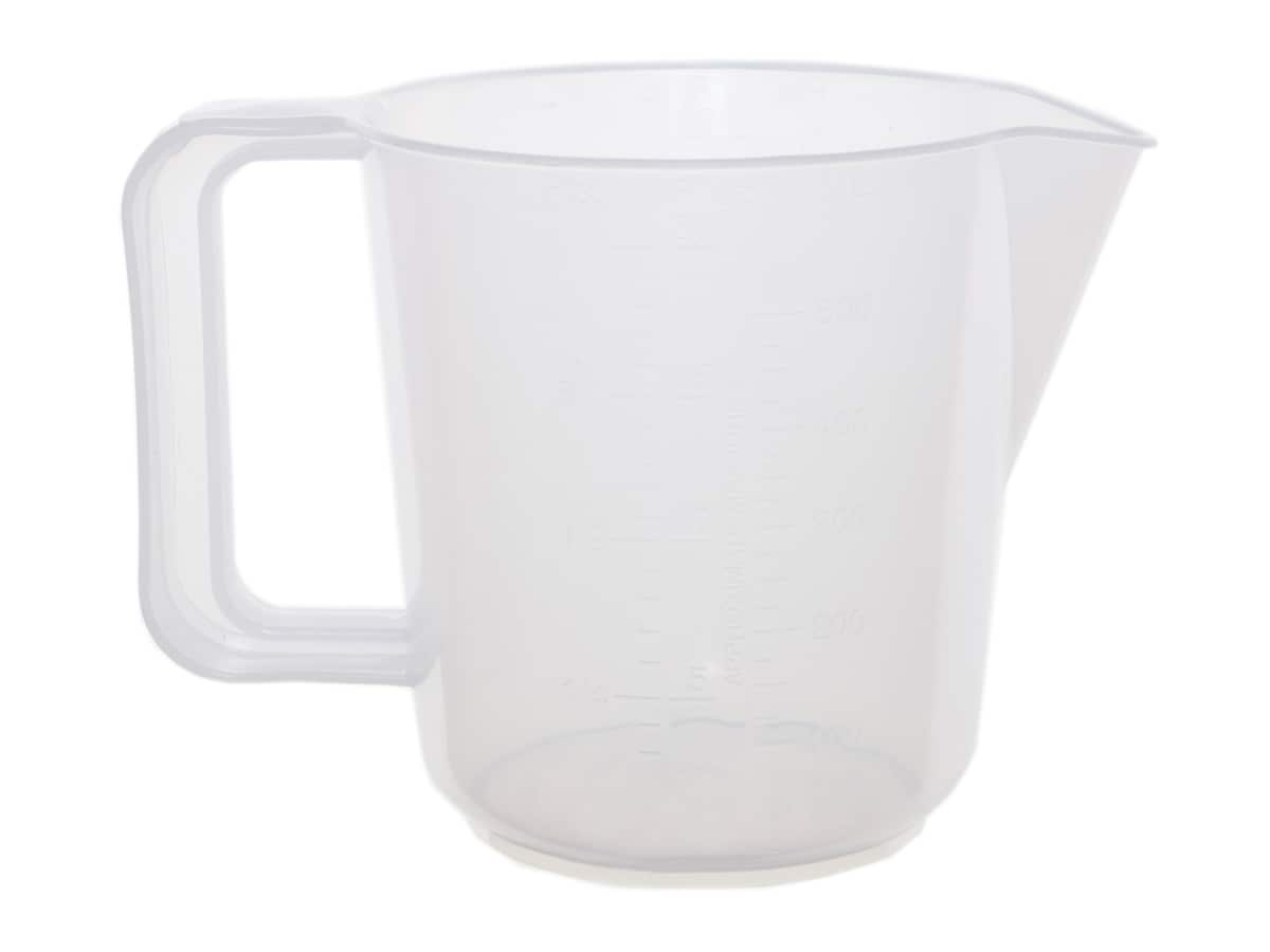 1Pint Plastic Measuring Jug