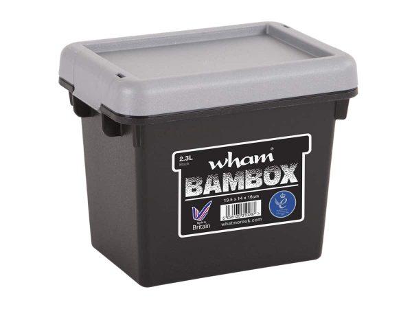 2.3Ltr Wham Bambox – Black