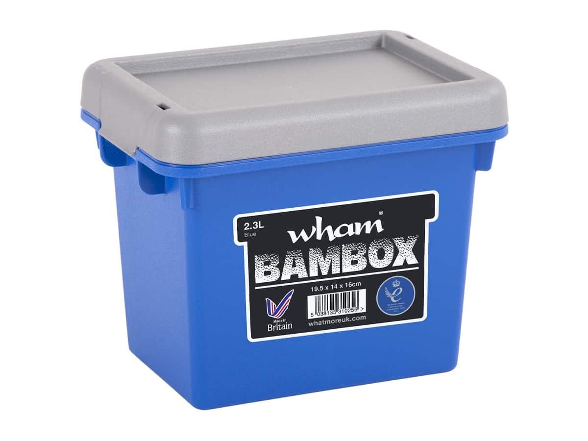2.3Ltr Wham Bambox – Blue