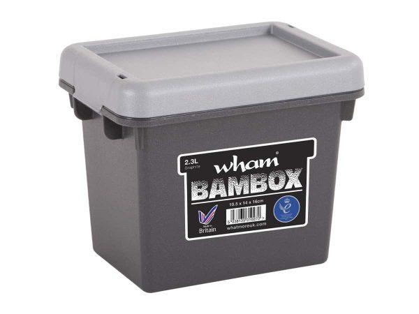 2.3Ltr Wham Bambox – Graphite