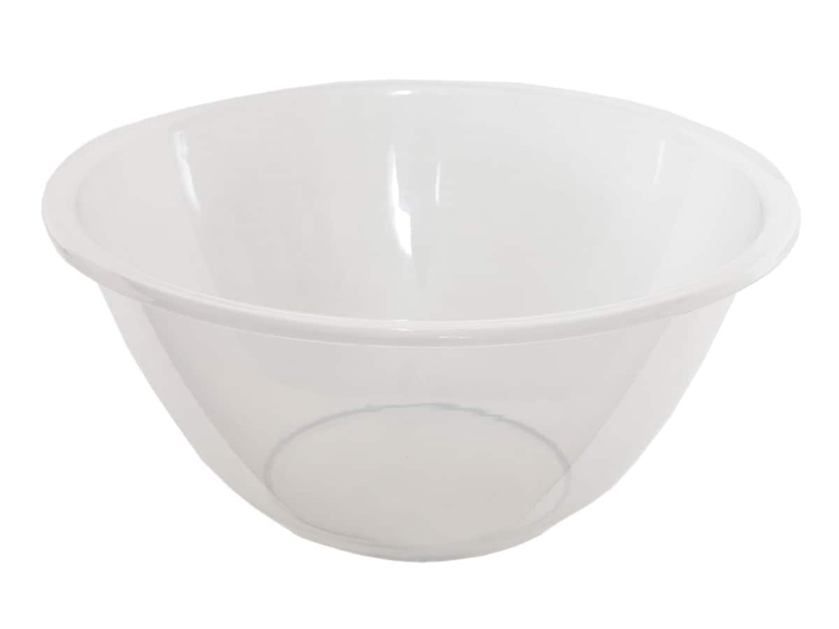 20cm Plastic Mixing Bowl