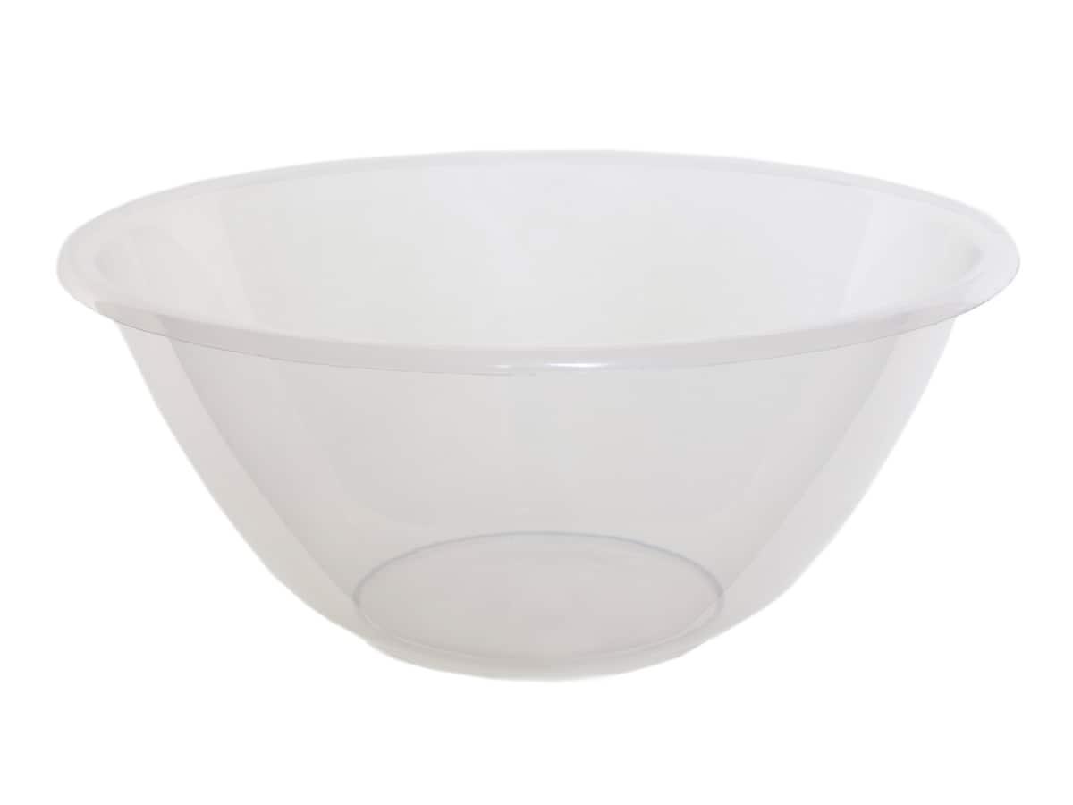 25cm Plastic Mixing Bowl