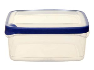 2Ltr Rectangular Seal Tight Plastic Food Storage Box