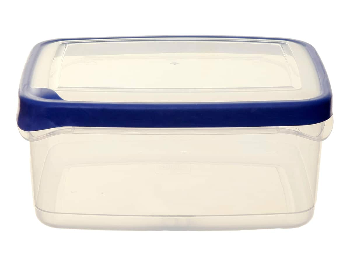 2Ltr Rectangular Seal Tight Plastic Food Storage Box