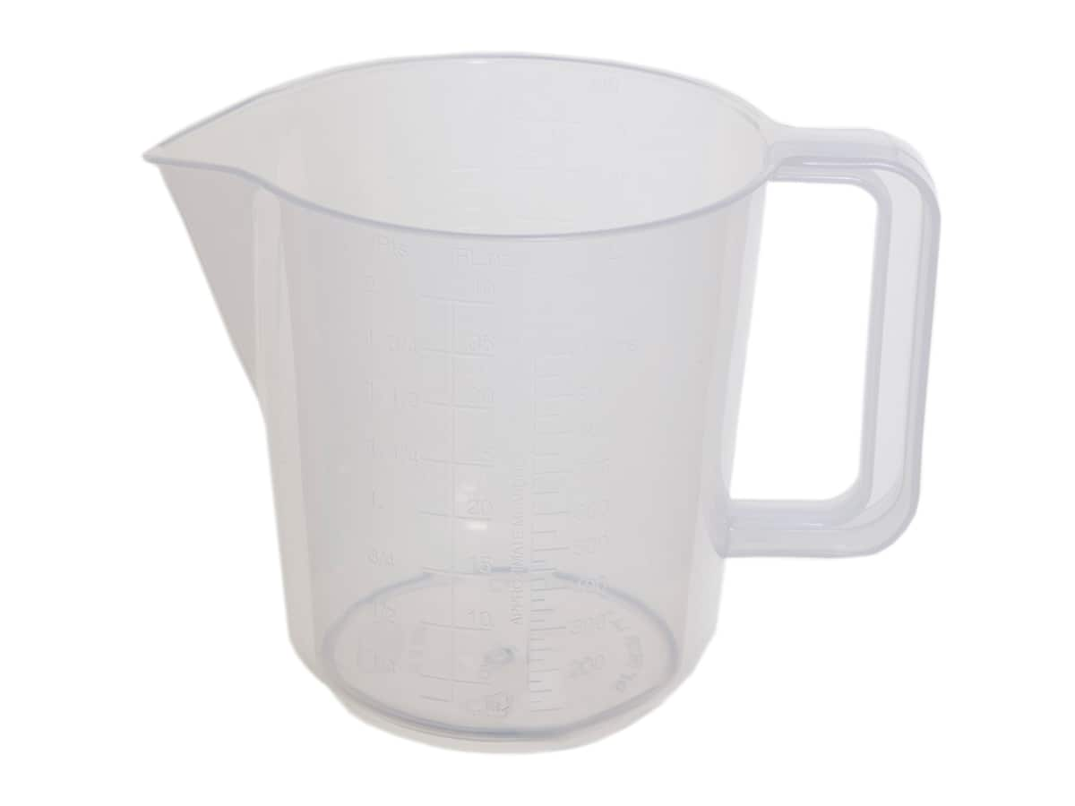 2Pint Plastic Measuring Jug