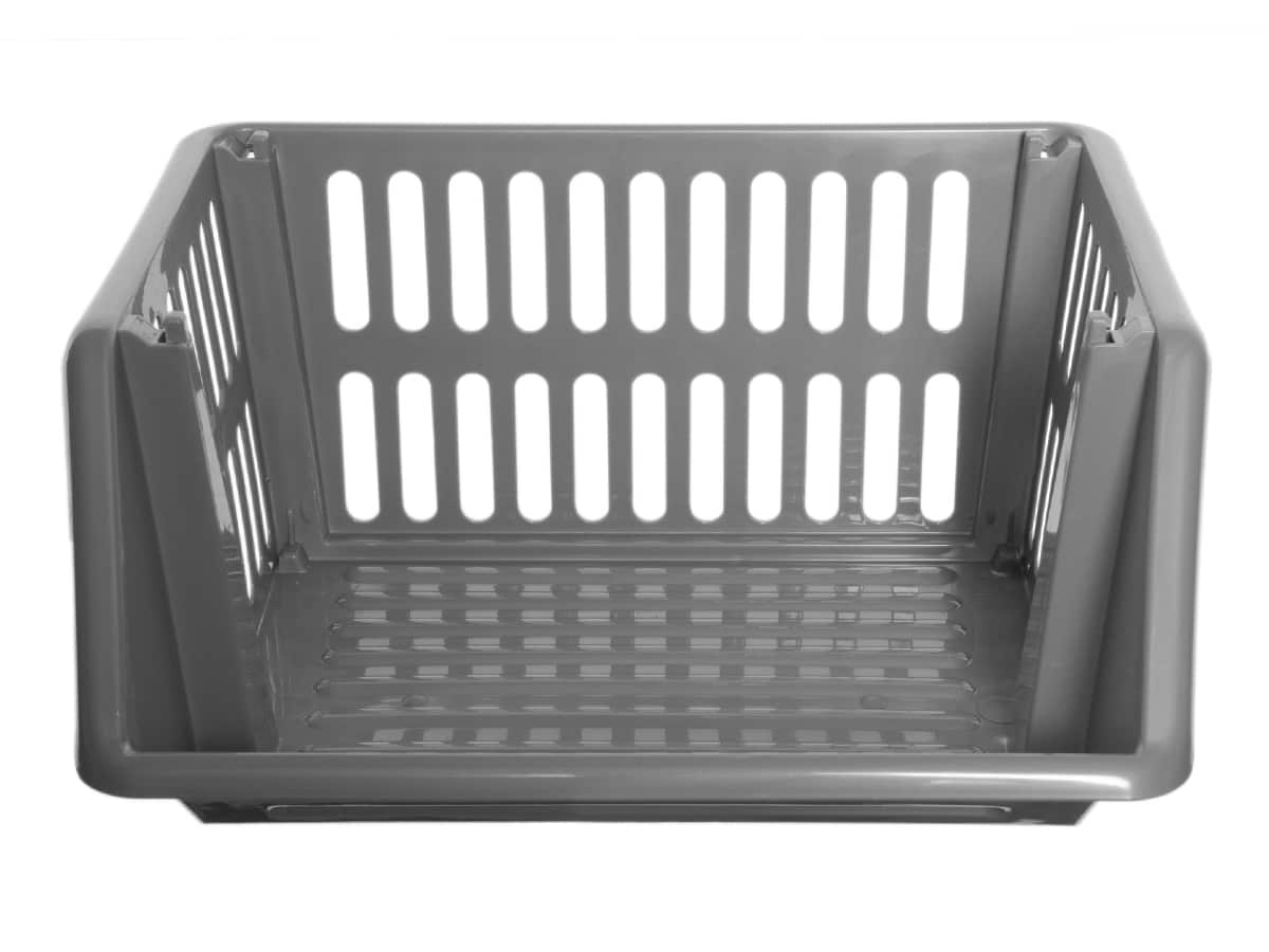 35cm Plastic Vegetable Rack