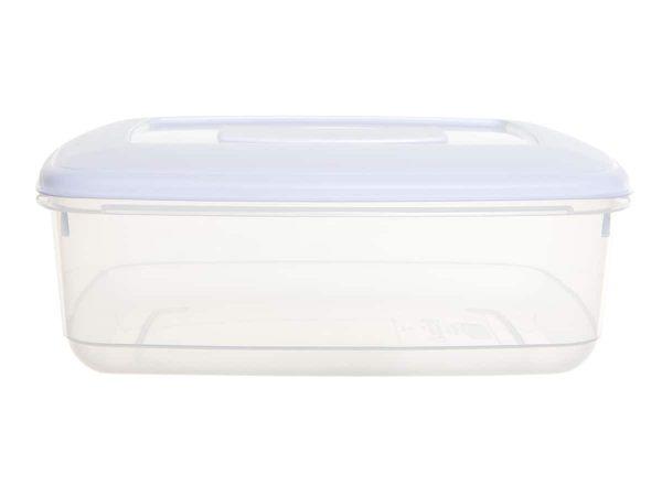 3Ltr Rectangular Plastic Food Storage Container