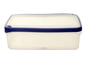 4.5Ltr Rectangular Seal Tight Plastic Food Storage Box