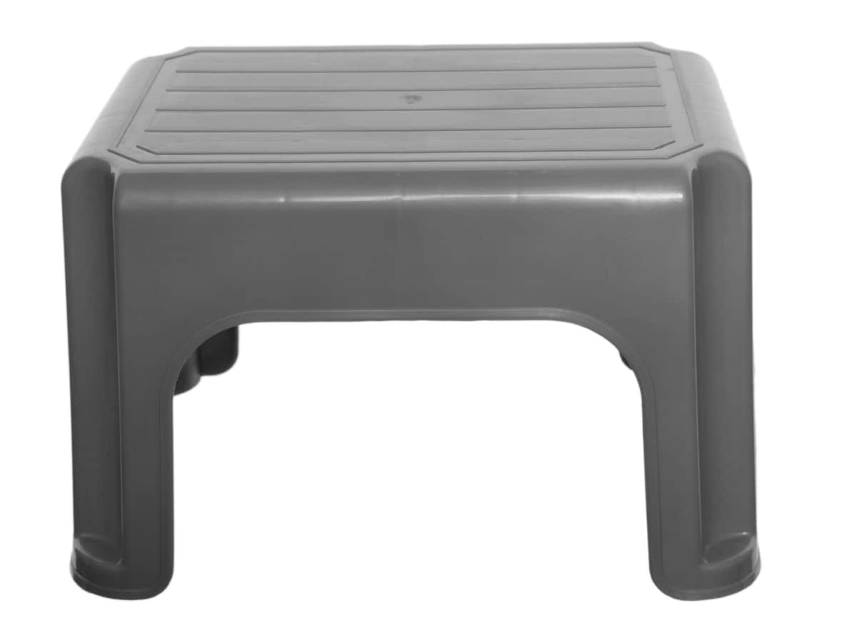 Fabulous 40Cm Plastic Step Stool Ibusinesslaw Wood Chair Design Ideas Ibusinesslaworg