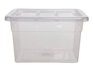 Space Master Plastic Storage