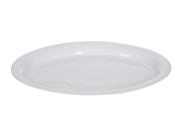 42cm Plastic Oval Platter