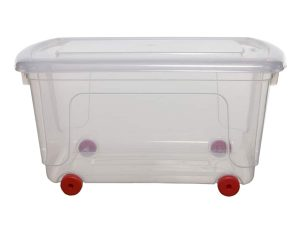 45ltr Mobile Box on Wheels