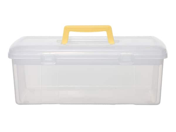 5ltr Plastic Utility Box with Tray