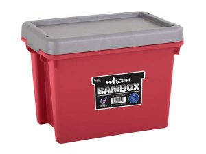 6.5Ltr Wham Bambox – Red