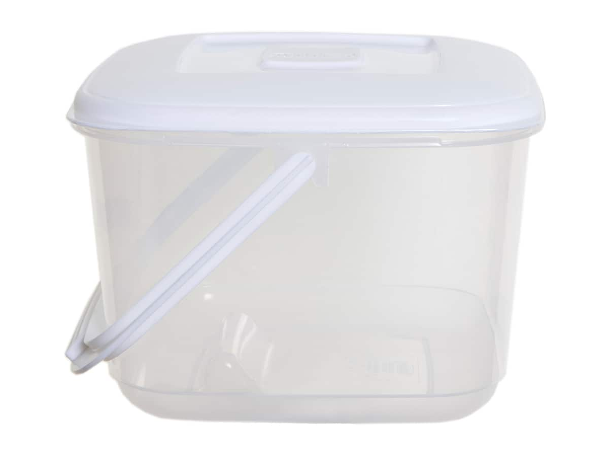 6Ltr Plastic Food Storage Canister