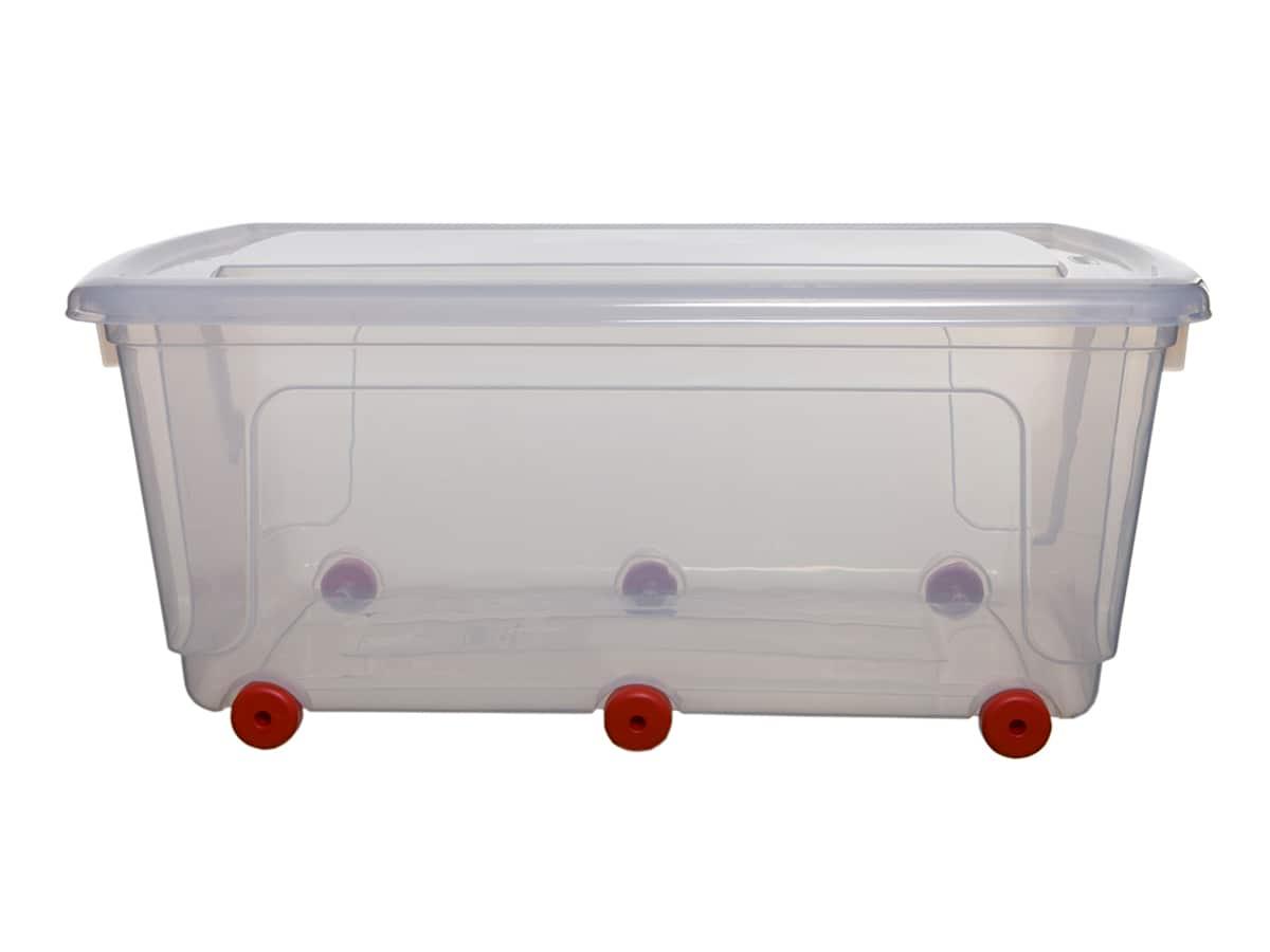 70ltr Mobile Box on Wheels