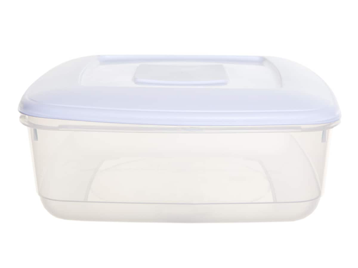 7Ltr Rectangular Plastic Food Storage Container