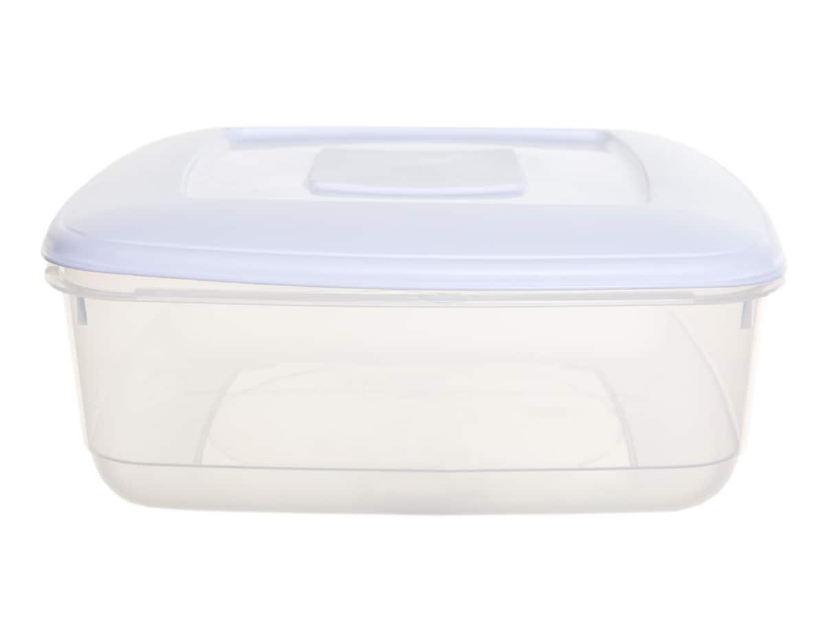 7Ltr Rectangular Plastic Food Storage Container