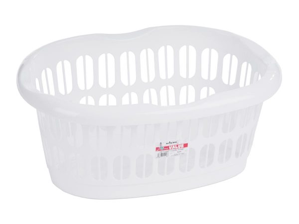 Economy Hip Hugger Laundry Basket