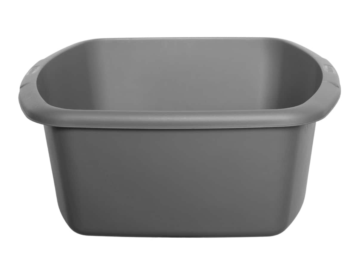 Large Rectangular Plastic Bowl