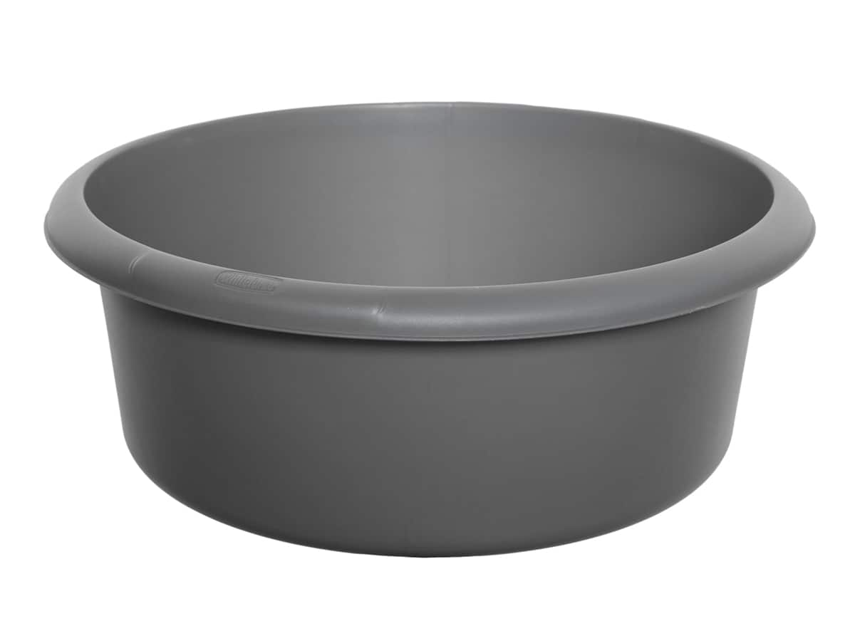 Large Round Plastic Bowl