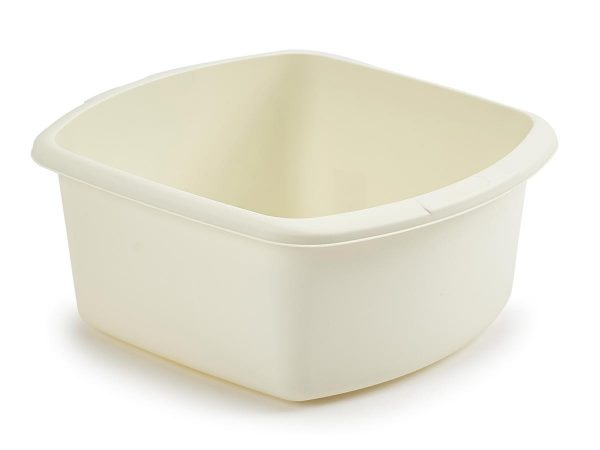 Small Rectangular Plastic Bowl