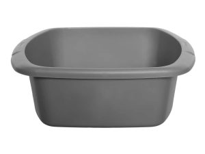Small Rectangular Plastic Bowl