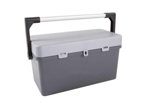 55cm Wham Bambox Toolbox Graphite/Silver
