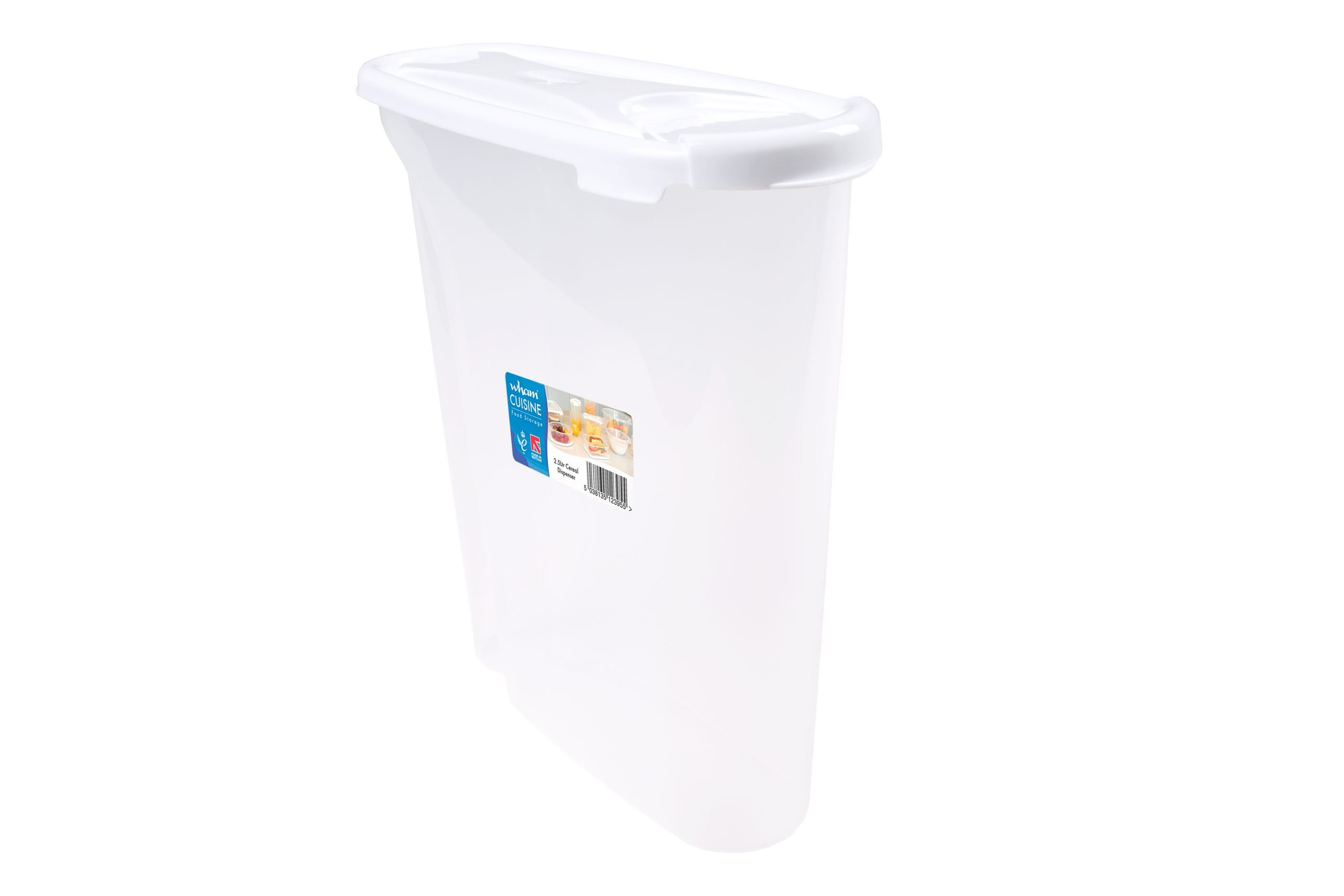 2.5Ltr Cuisine Cereal Dispenser