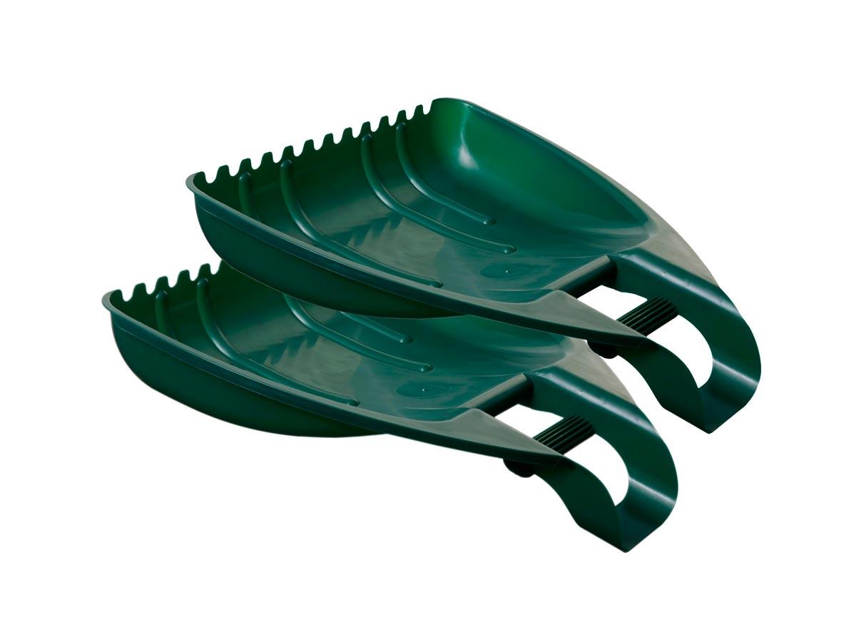 Garden Leaf Grabber – Green