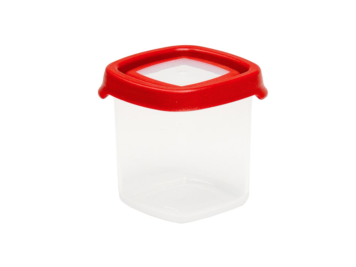 230ml Seal IT Square Plastic Food Storage Container
