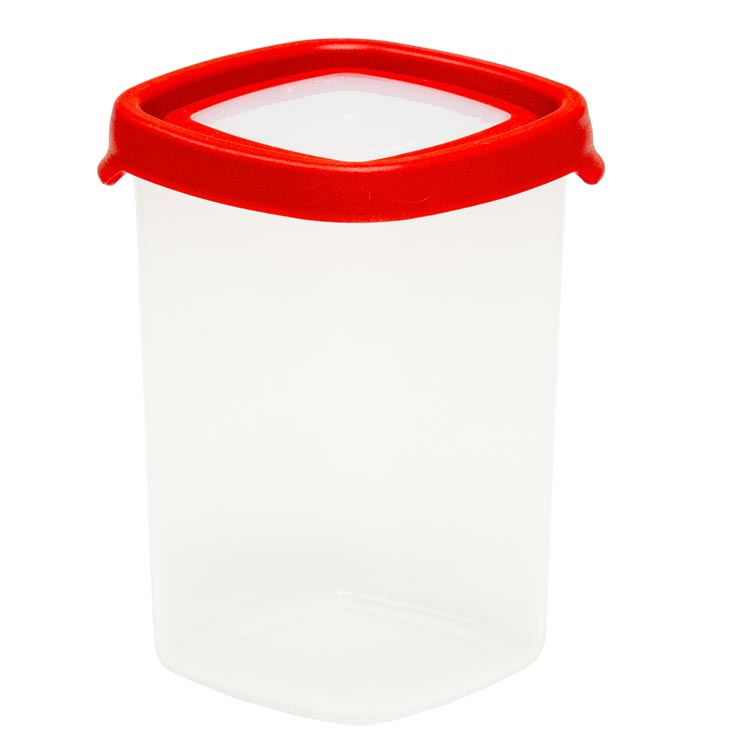 980ml Seal IT Square Plastic Food Storage Container