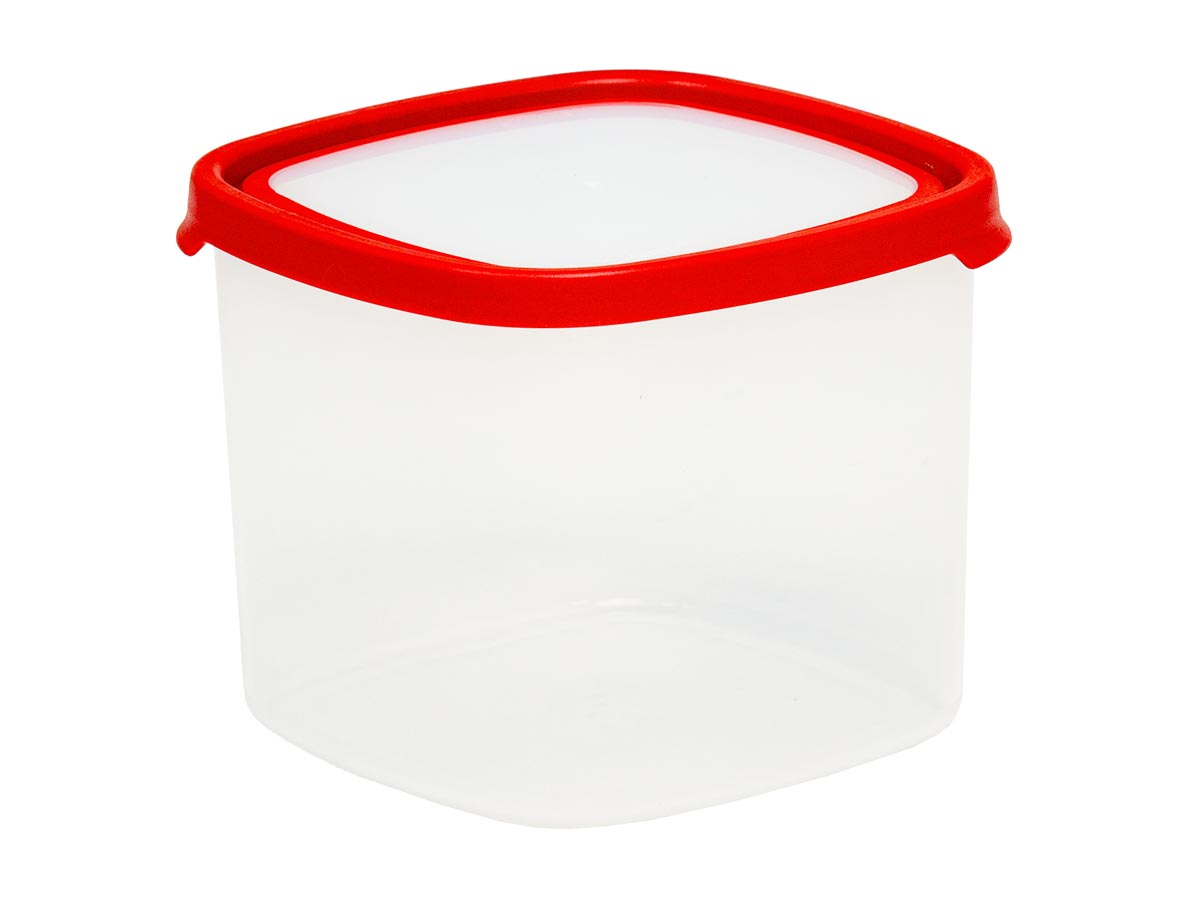 3.5ltr Seal IT Square Plastic Food Storage Container