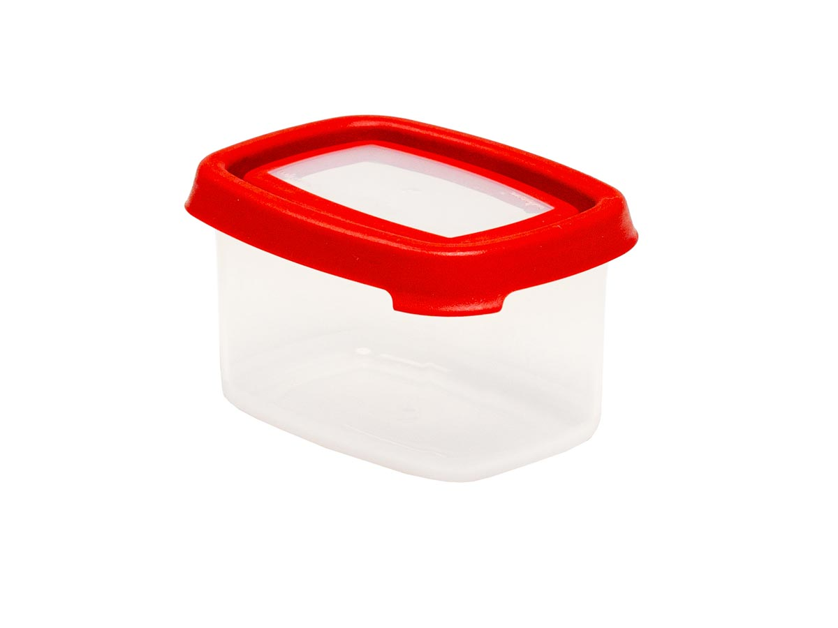 250ml Seal IT Rectangular Plastic Food Storage Container