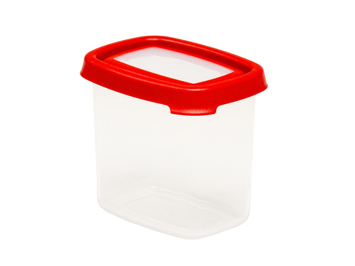 430ml Seal IT Rectangular Plastic Food Storage Container