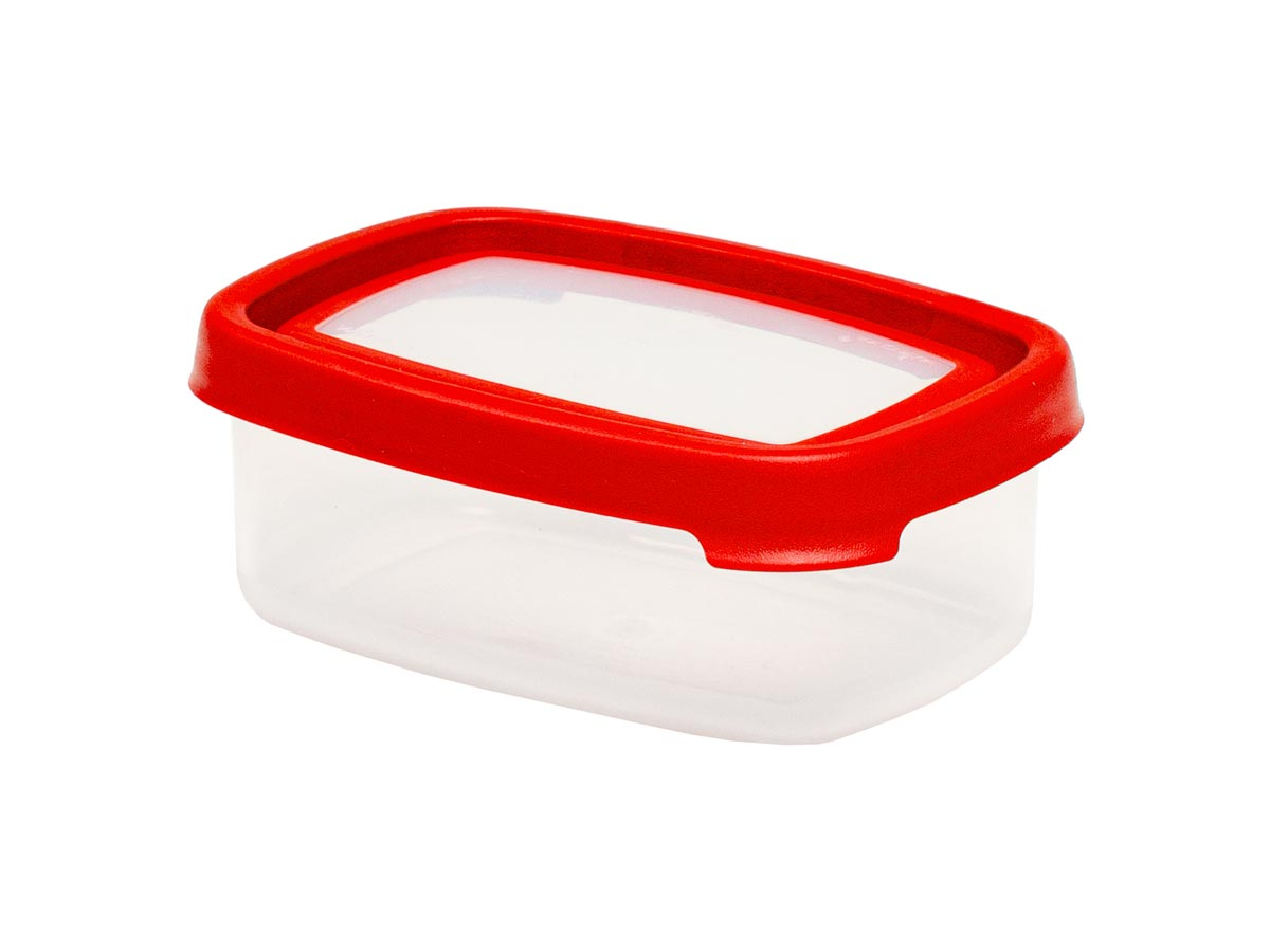 440ml Seal IT Rectangular Plastic Food Storage Container
