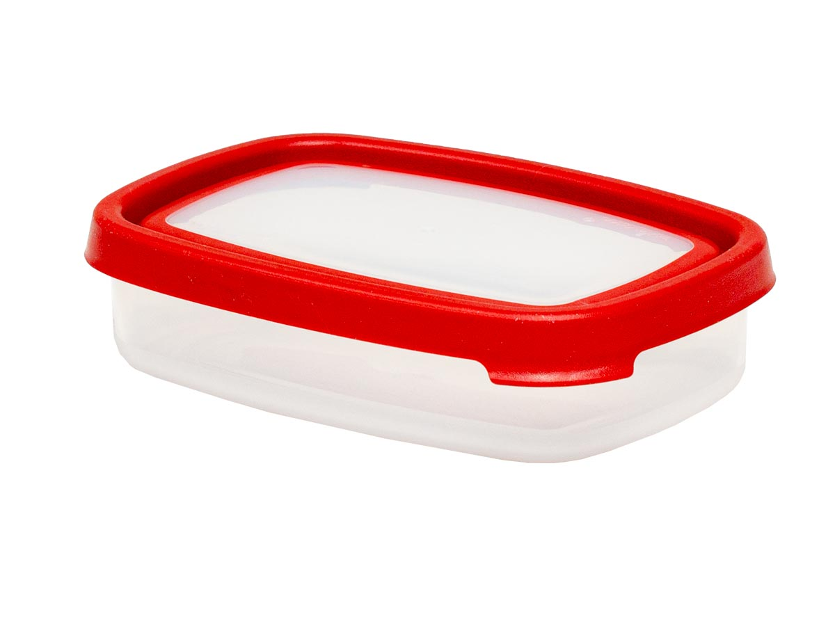 550ml Seal IT Rectangular Plastic Food Storage Container