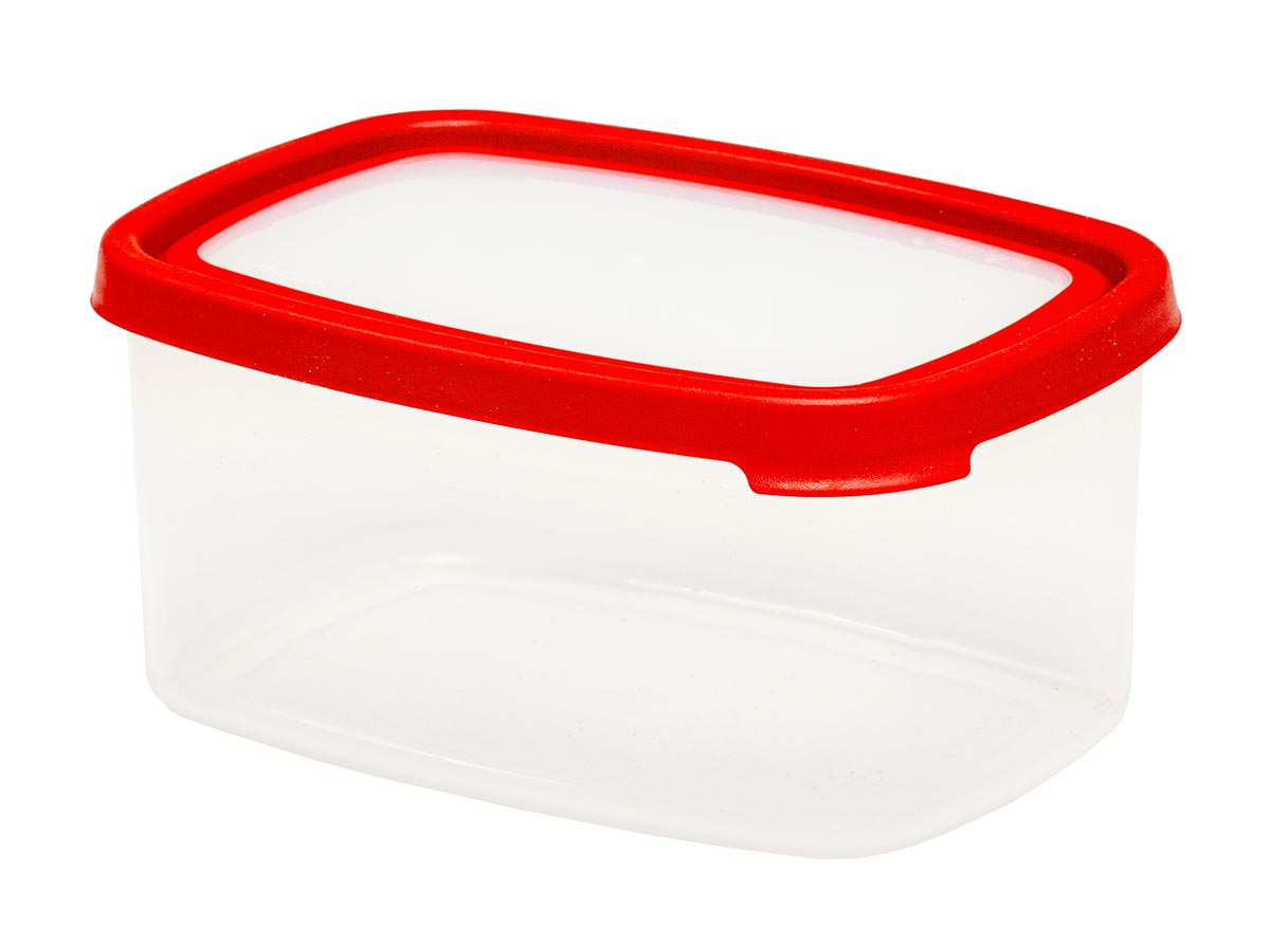 2.1ltr Seal IT Rectangular Plastic Food Storage Container