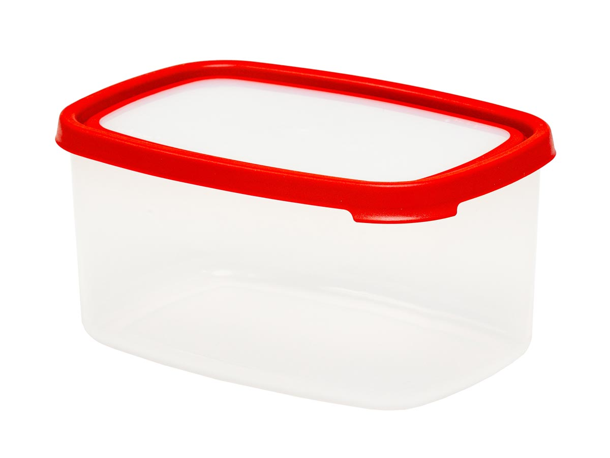 3.8ltr Seal IT Rectangular Plastic Food Storage Container