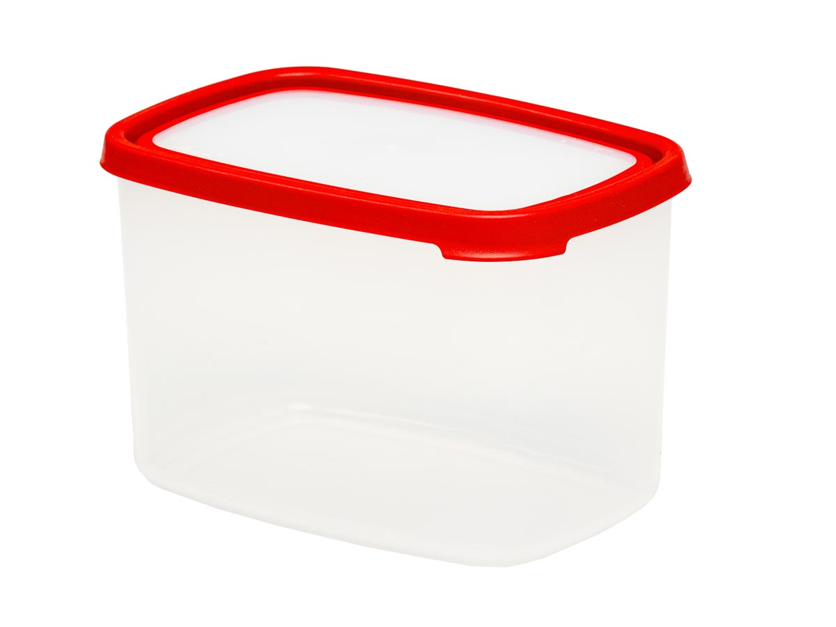 5.1ltr Seal IT Rectangular Plastic Food Storage Container